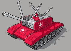 Why nobody attacks the Schweiz