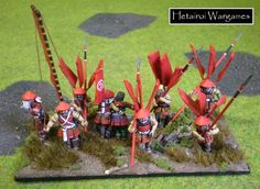 Hetairoi Wargames: Samurai Gallery (Impetus 28mm)