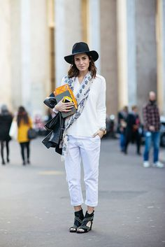 Look of the Day.331 : Outside Zadig & Voltaire PFW