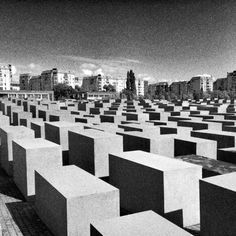 Also known as the Holocaust Memorial, this memorial is really close to Brandenburg Gate. Underneath the amazing concrete slabs arranged in a grid pattern on a sloping field, you can find a museum with the history of some of the entire families that were killed during the WWII. I really enjoyed this tour when I was a tourist here but I had some friends that didn't liked. They said that the stories were so sad that it kinda ruined the whole day. #landmarks #sightseeing