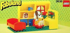 Lucy Lamb's bedroom