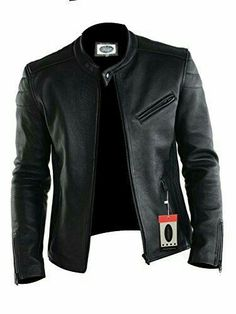 Laverapelle Mens Lamb skin Real Leather Jacket Black 1510008 *** You can get more details by clicking on the image. Best Leather Jackets, Leather Jacket Outfits, Lambskin Leather Jacket, Leather Men, Real Leather, Pink Leather, Leather Fashion, Mens Fashion, Men's Wardrobe