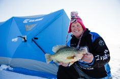 The Women Ice Angler Project has some fantastic photos to share. Find out where you can follow their adventure. Successful Conclusion to 2016 Women Ice Angler Project http://www.womensoutdoornews.com/2016/02/successful-conclusion-to-2016-women-ice-angler-project/ via @teamwon