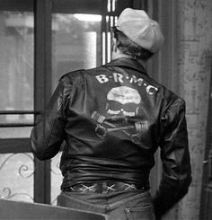 The Wild One: #MarlonBrando #BRMC
