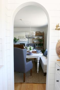 Style Refinements (+ dining room updates)