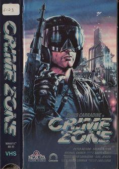 Crime Zone (1989) Sci-fi