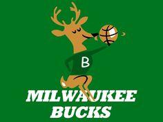 images of the buCKS BASKETBALL logos | Milwaukee Bucks