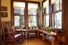 Craftsman Style Window Treatments – Photos Ideas