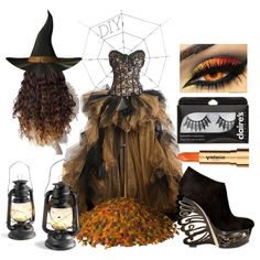 Spoopy, created by greenfeels on Polyvore