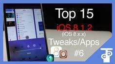 Top iOS 8.1.2 (iOS 8.x.x) Cydia Tweaks/Apps #6