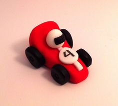 Race+Cars+Fondant+Cake+or+Cupcake+toppers+excellent+by+craftyrosy,+$16.00
