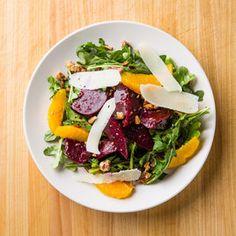marinated beet salad with oranges and pecorino - America's Test Kitchen
