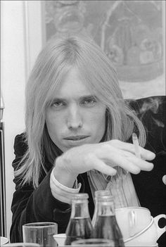 Tom Petty by Wildmother555