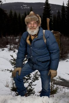 Tom Oar another amazing and inspiring mountain man I'd like to meet.