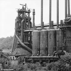 The Steel Industry Was The Driving Force Of The Industrial