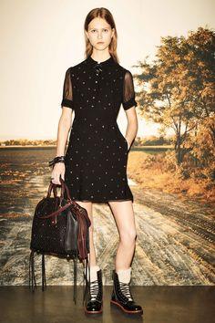849150edb1c3 Coach 1941 Pre-Fall 2016 Fashion Show Fashion Fashion