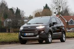 2015 Ford Ecosport 1.0 Ecoboost | Autocar
