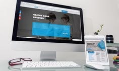Responsive Web Design & Brand Identity for Rame Marketing White Space Advertising – Design and Web agency based in Devon