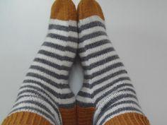 Lankaterapiaa: Älä tule huono sukka, tule hyvä sukka