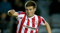 Patrick McEleney: Derry City midfielder moves to Dundalk