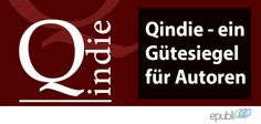 Qindie - ein Gütesiegel für Autoren http://www.epubli.de/blog/qindie-ein-gutesiegel-fur-autoren