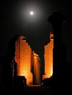 Egypt-3C-004 - Light Show at Karnak Temple   by archer10 (Dennis) 100M Views