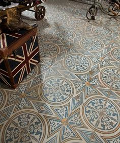 Francisco Segarra - Topps Tiles. Splashback?