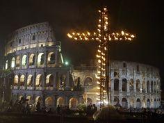 Via Crucis - Roma