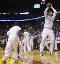 The Miami Heat have done it again. For the second season in a row, LeBron James and Heat are NBA champions. Game 7, Nba Playoffs, Nba Champions, Miami Heat, Lebron James, Finals, Basketball Court, Photos, Pictures