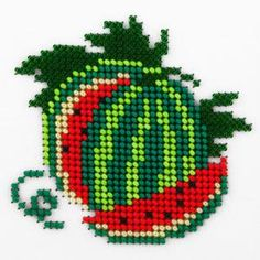 44 Ideas embroidery patterns tree kitchen punto croce for 2019 Cross Stitch Fruit, Cross Stitch Kitchen, Cross Stitch Cards, Cross Stitch Flowers, Cross Stitching, Cross Stitch Embroidery, Embroidery Patterns, Hand Embroidery, Funny Cross Stitch Patterns