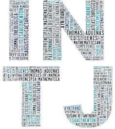 INTJ Word Cloud by MarblesinaJar