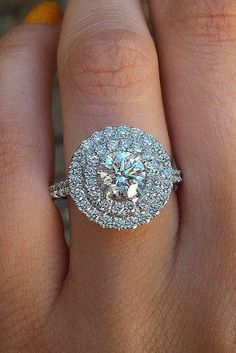 Most Popular And Trendy Engagement Rings For Women ❤︎ Wedding planning ideas & inspiration. Wedding dresses, decor, and lots more. Popular Engagement Rings, Floral Engagement Ring, Engagement Ring Settings, Halo Engagement, Costume Jewelry Rings, Diamond Wedding Bands, Solitaire Diamond, Diamond Rings, Right Hand Rings