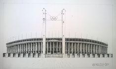 Olympicstadion Berlin