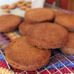 Healthier sablés bretons or palets bretons (salted butter Brittany biscuits/cookies) #healthier #sablesbretons #biscuits #cookies #recipe