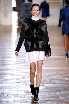 Stella McCartney at Paris fashion week - in pictures 71ea1a52c6157