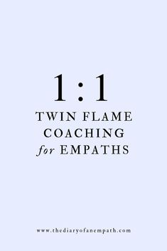Twin Flame Love Support, thediaryofanempath.com