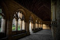 New College cloisters, Oxford Oxford United Kingdom, Oxford City, New College, Oxford England, The Cloisters, World Pictures, Dream City, St Michael, Picture Wall