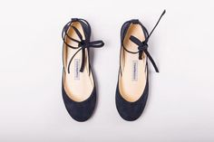 Navy Blue with Ribbo