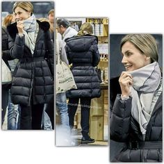 "Queen Letizia was spotted last month at ""BioCultura"", the International Organic Products Fair and Responsible Consumption. Madrid."