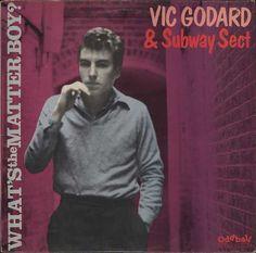 Kaufen Sie Vic Godard & Subway Sect - What's The Matter Boy? (Vinyl) auf dem Discogs-Marktplatz