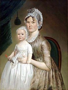 e Bambino, ca. 1803 (William Jennys) Museum of Fine Arts, Boston Primitive Painting, Art Populaire, Art Watch, Museum Of Fine Arts, Early American, Western Art, American Artists, Vintage Images, Art History