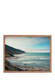 Catherine Mcdonald California Pacific Coast Highway Rectangular Tray by DENY Designs on @HauteLook
