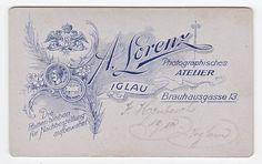 Photographisches Atelier A. Lorenz, Iglau / Jihlava
