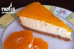 Mandalina Soslu Cheese Kek - Nefis Yemek Tarifleri