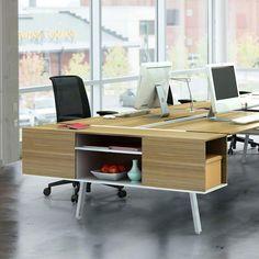 Bivi Storage Trunk in Warm Oak - Cool Office Supplies | Poppin