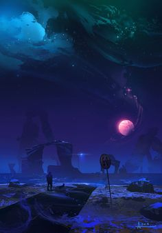 Nebula corgi space action by ani-r