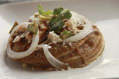 Enfrijoladas Mexican Food Comida Mexicana