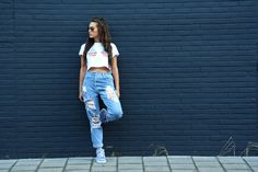OUTFIT MOMJEANS