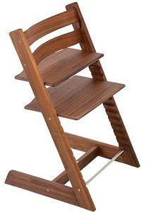 Stokke Tripp Trapp® collezione Exclusive in legno di Noce Americano