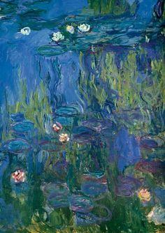 Claude Monet,  Nympheas